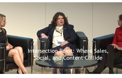 Intersection Point: Where Content, Sales, and Social Collide